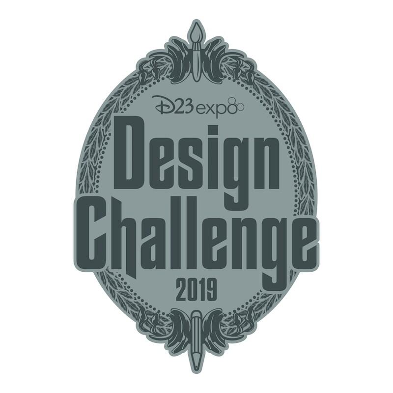 D23 Expo Design Challenge 2019 logo