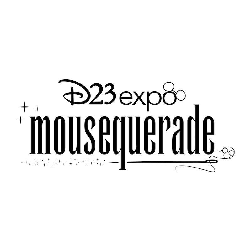 D23 expo mousequerade logo