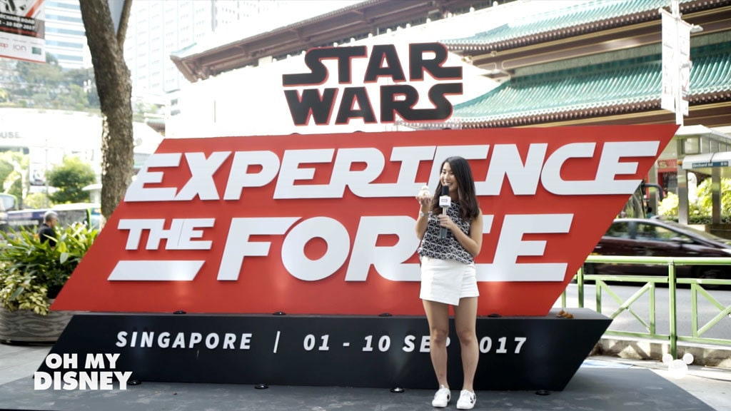 Disney Insider - Star Wars: Experience the Force Singapore event coverage