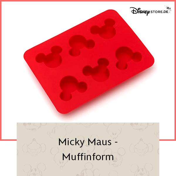 Micky Maus - Muffinform
