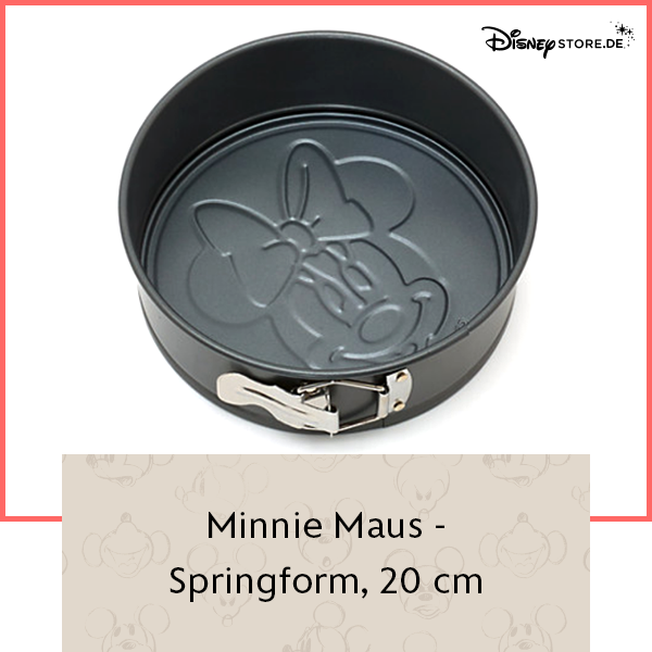 Minnie Maus - Springform