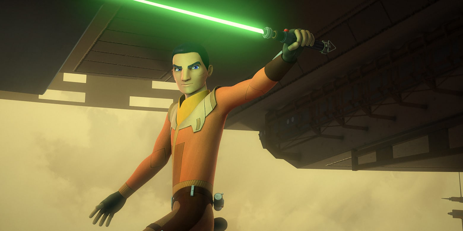Ezra Bridger | StarWars.com