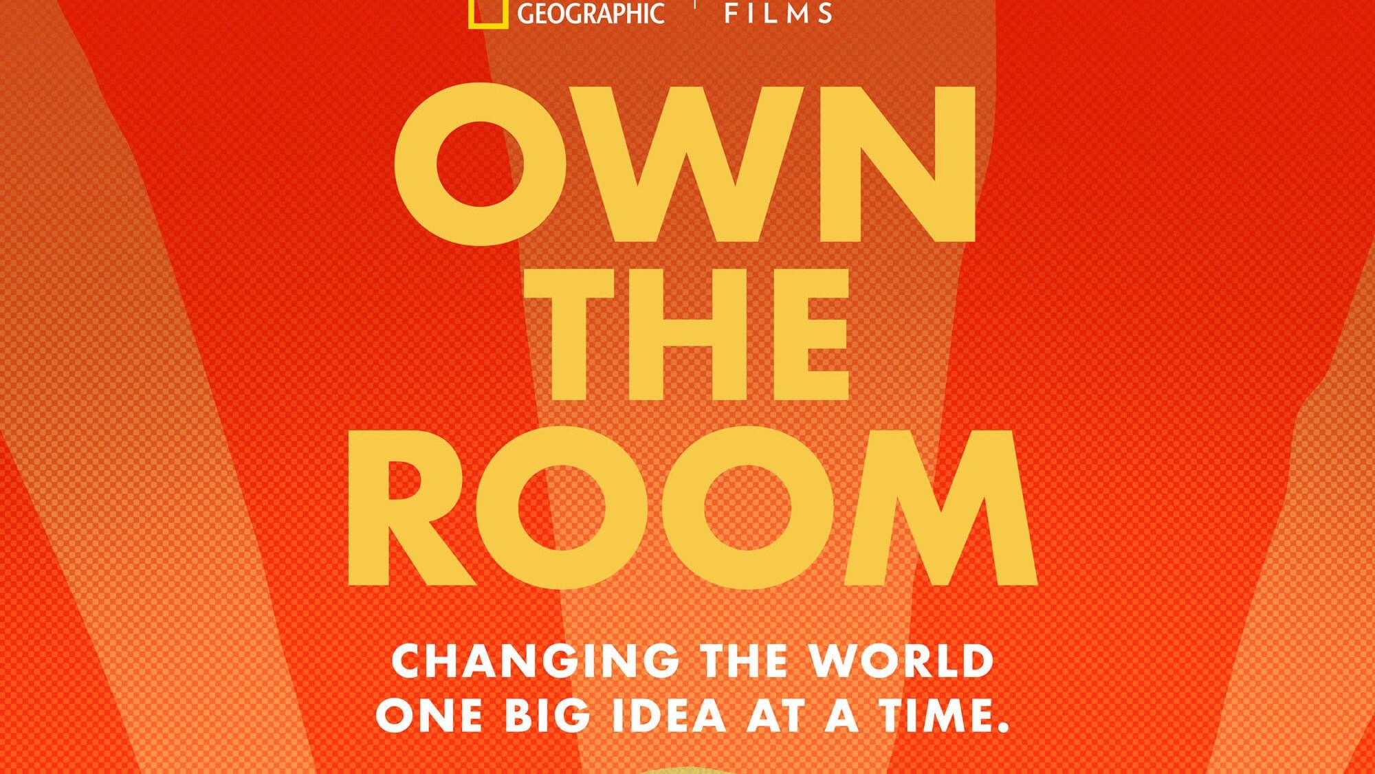 Own the Room Key Art - Vertical