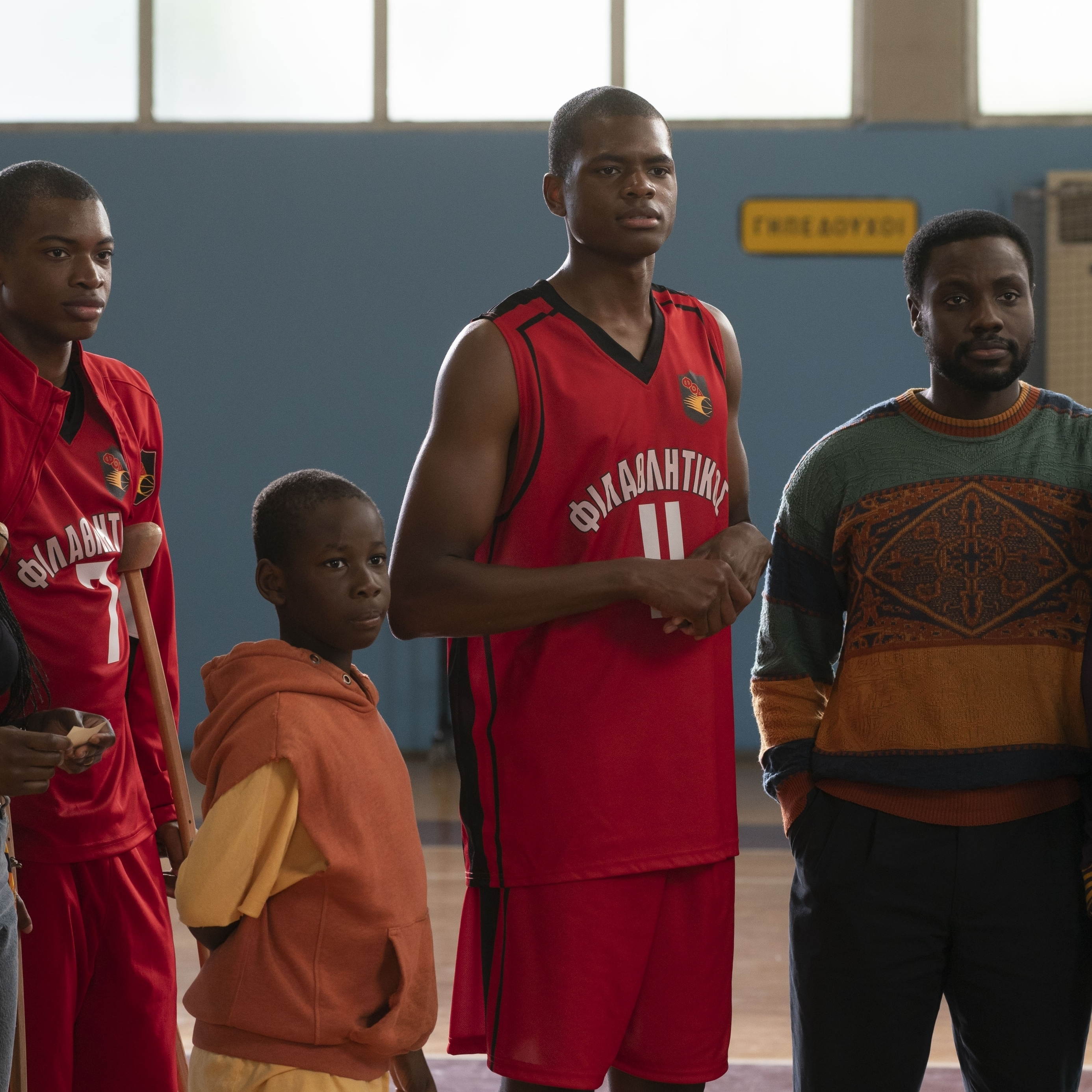 """""""Rise,"""" A New Film From Disney Based On The Triumphant Real Life Story About The Remarkable Family Behind NBA Champs Giannis, Thanasis And Kostas Antetokounmpo, And Their Younger Brother Alex, To Premiere In 2022 On Disney+"""