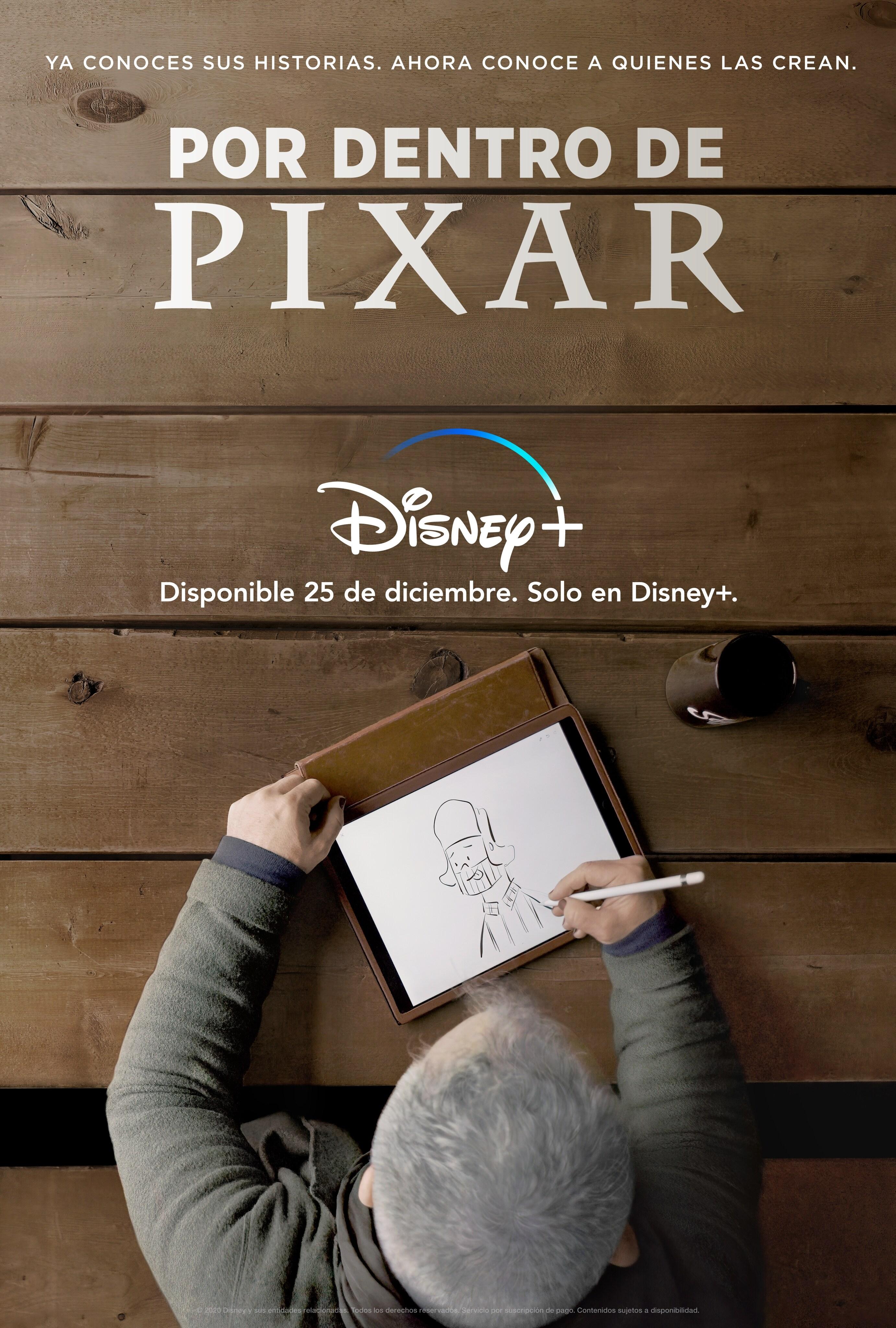 Por Dentro de Pixar