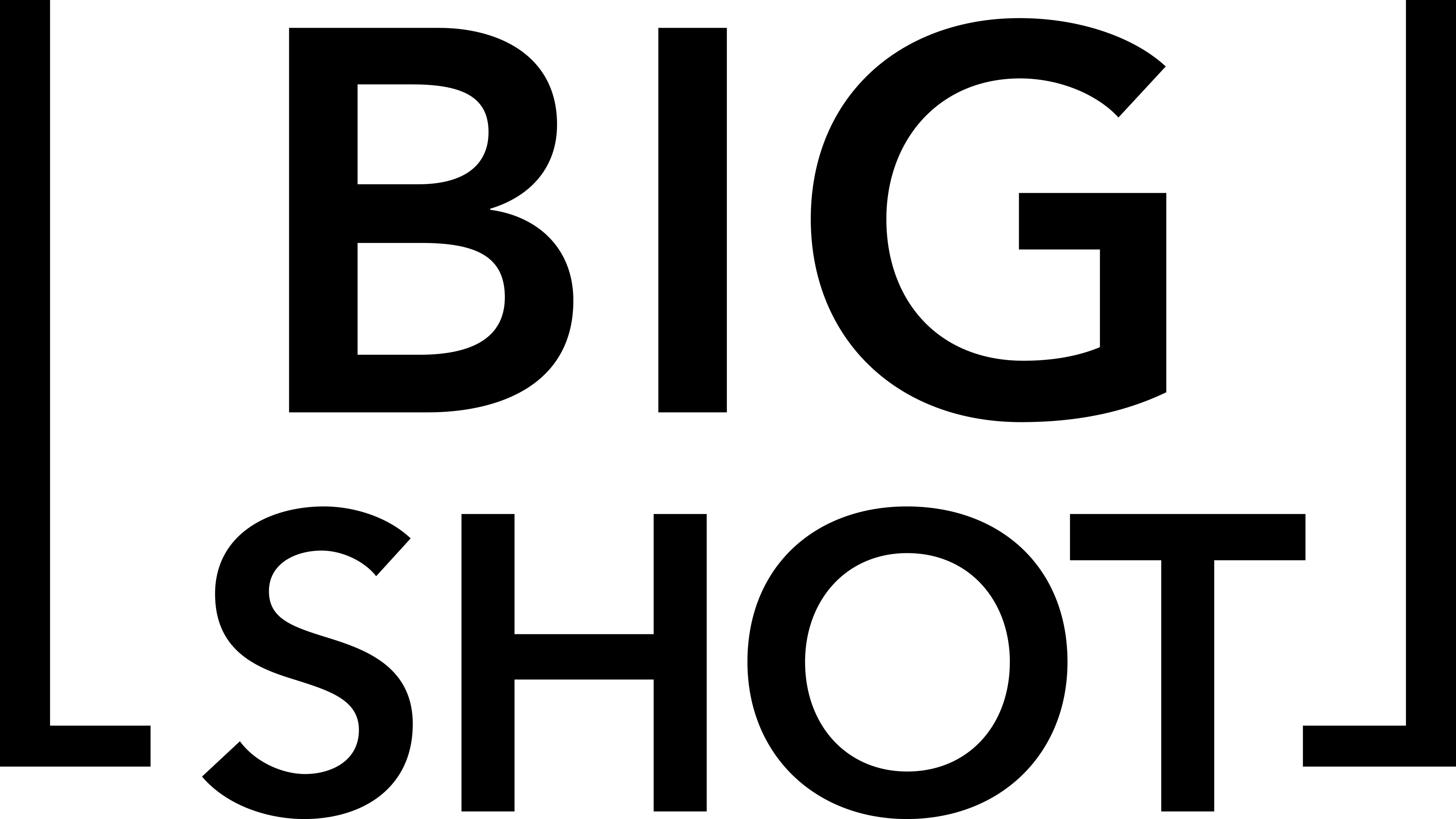 Big Shot Logo - Black