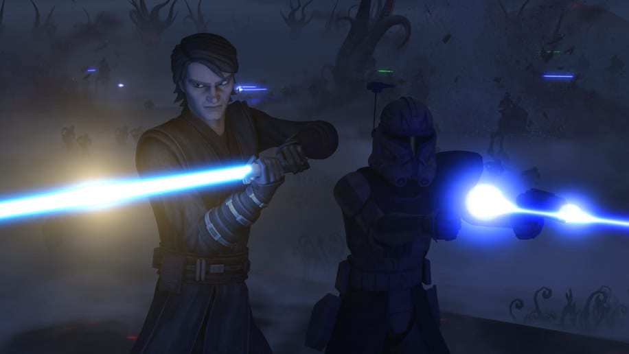 Star Wars: The Clone Wars Chronological Episode Order