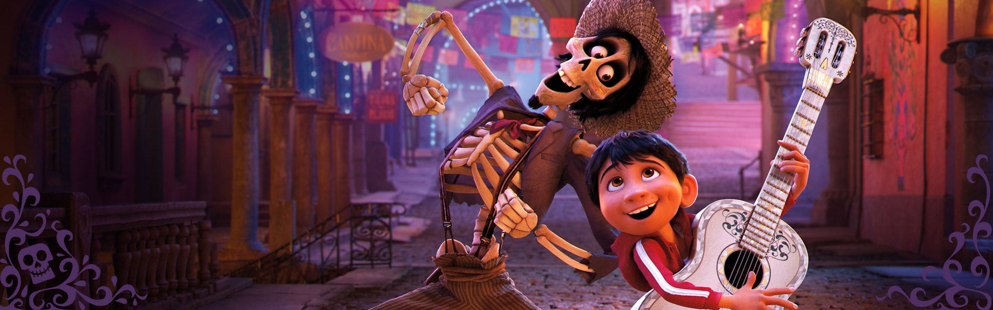 Coco Now Playing - Get Tickets