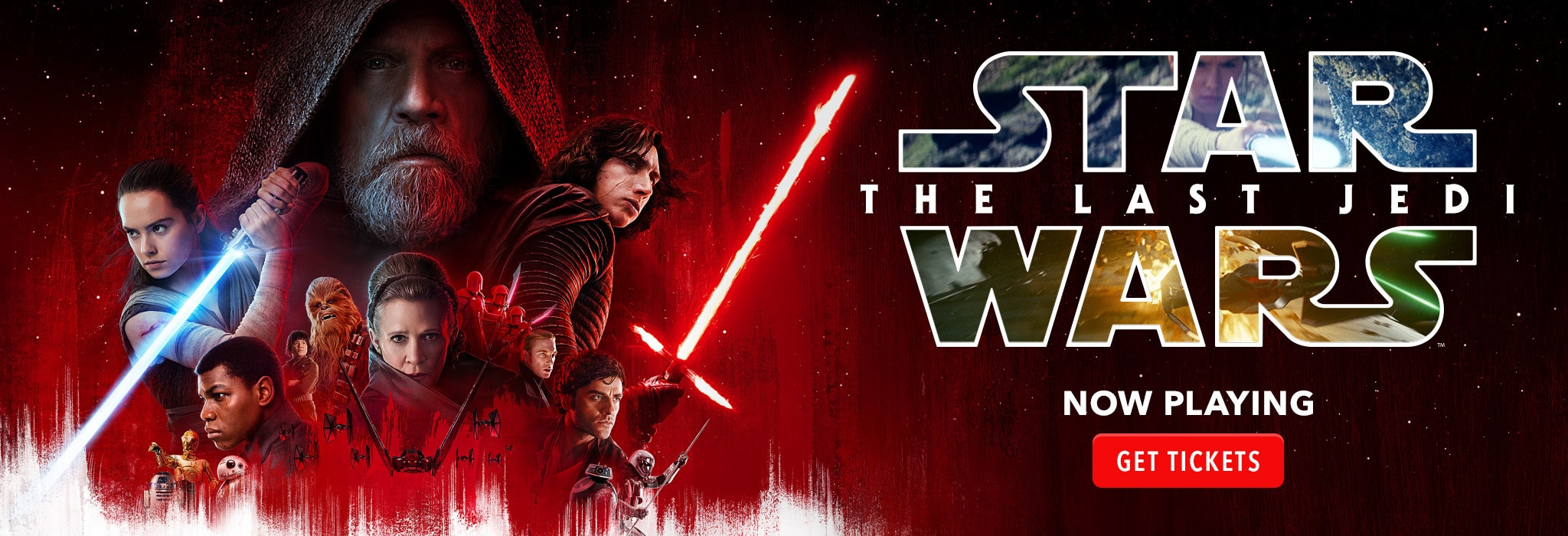 Star Wars The Last Jedi Theatrical