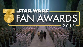 Announcing the Star Wars Fan Awards 2018!