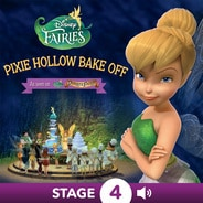 Disney Fairies: Pixie Hollow Bake Off
