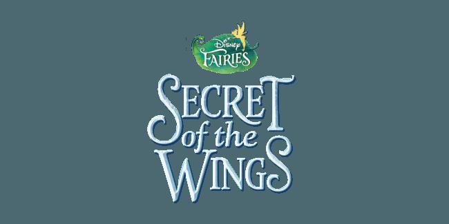 Secret of the Wings Movie Storybook