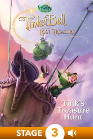 Disney Fairies: Tink's Treasure Hunt