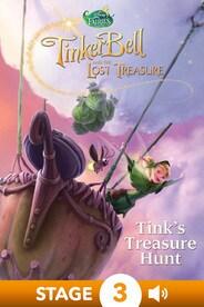 Disney Fairies: Tink's Treasure Hunt