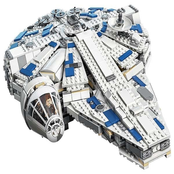 LEGO Star Wars Speeder terrestre de Han Solo