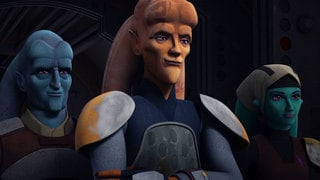 "Star Wars Rebels: ""Family Reunion"""