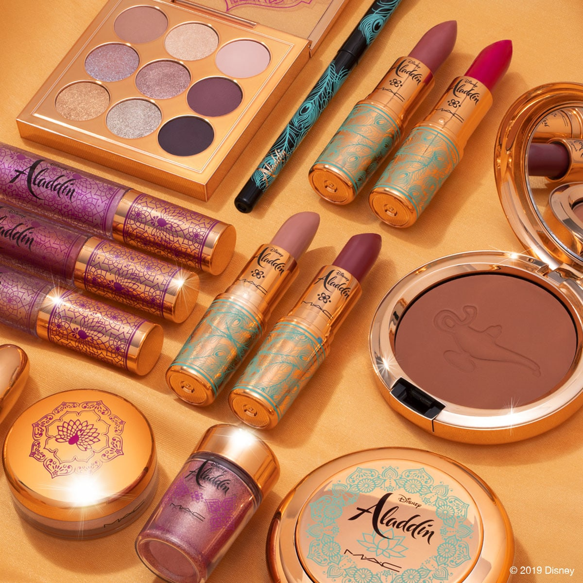 MAC is Granting Our Wish With Their New Collection Inspired by Aladdin