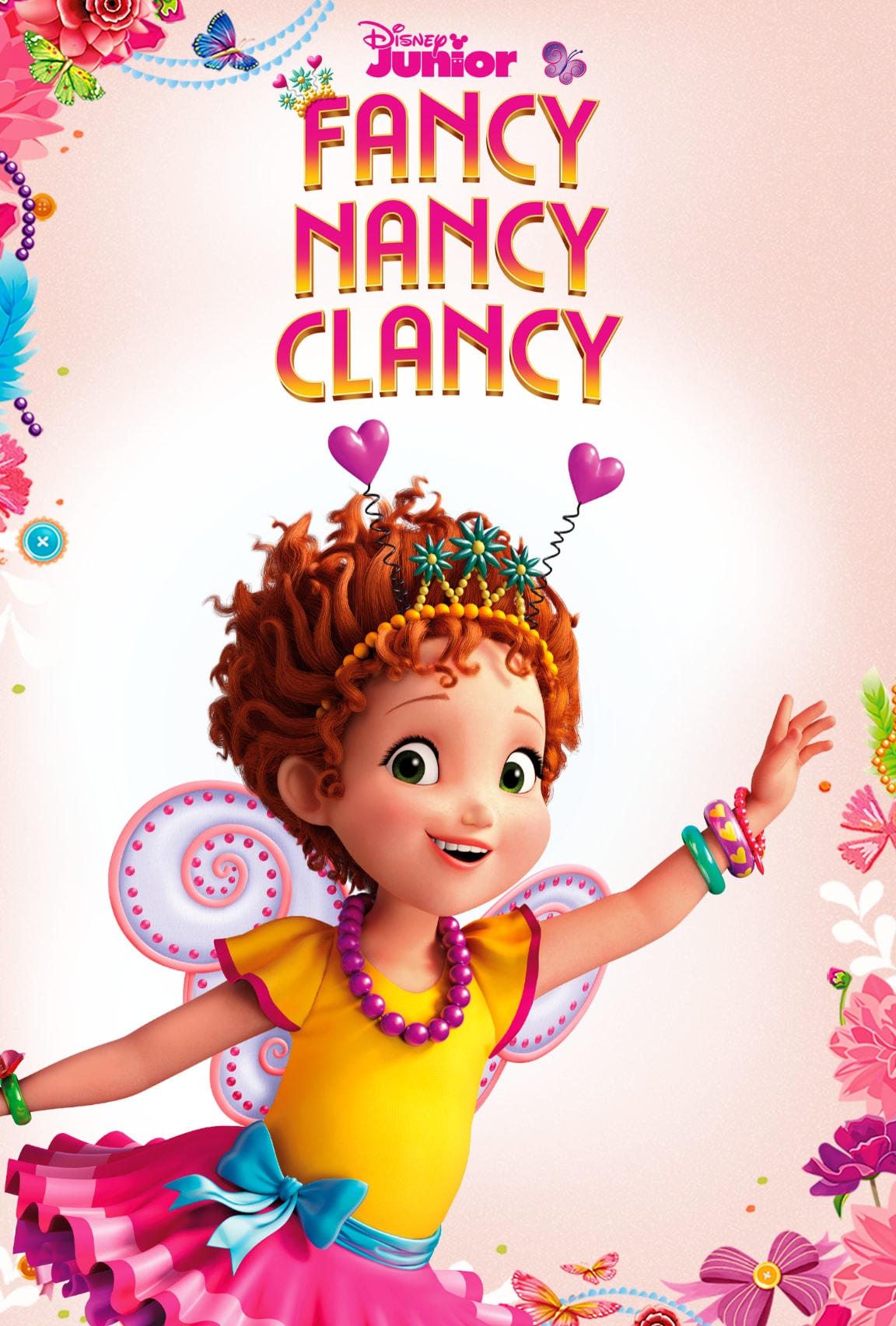 Fancy Nancy Clancy (2018)