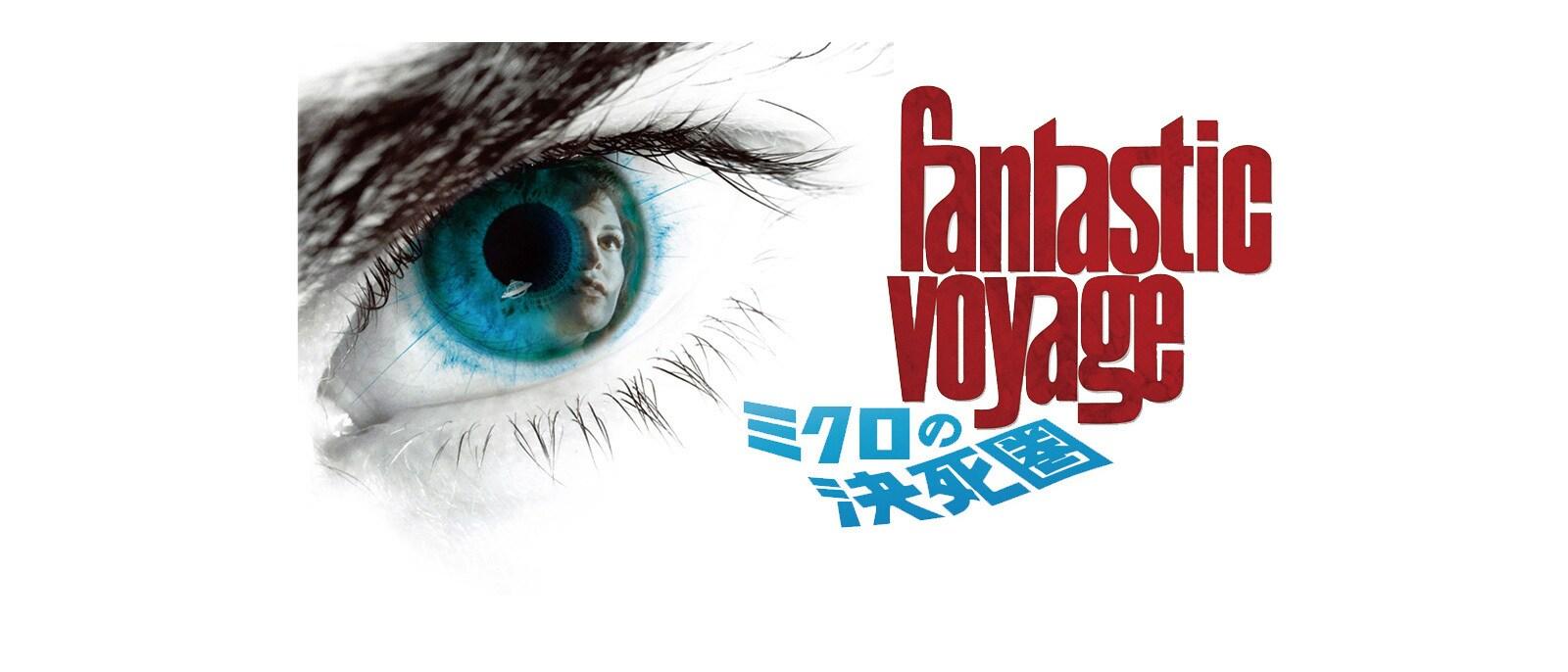 ミクロの決死圏 fantastic-voyage Hero