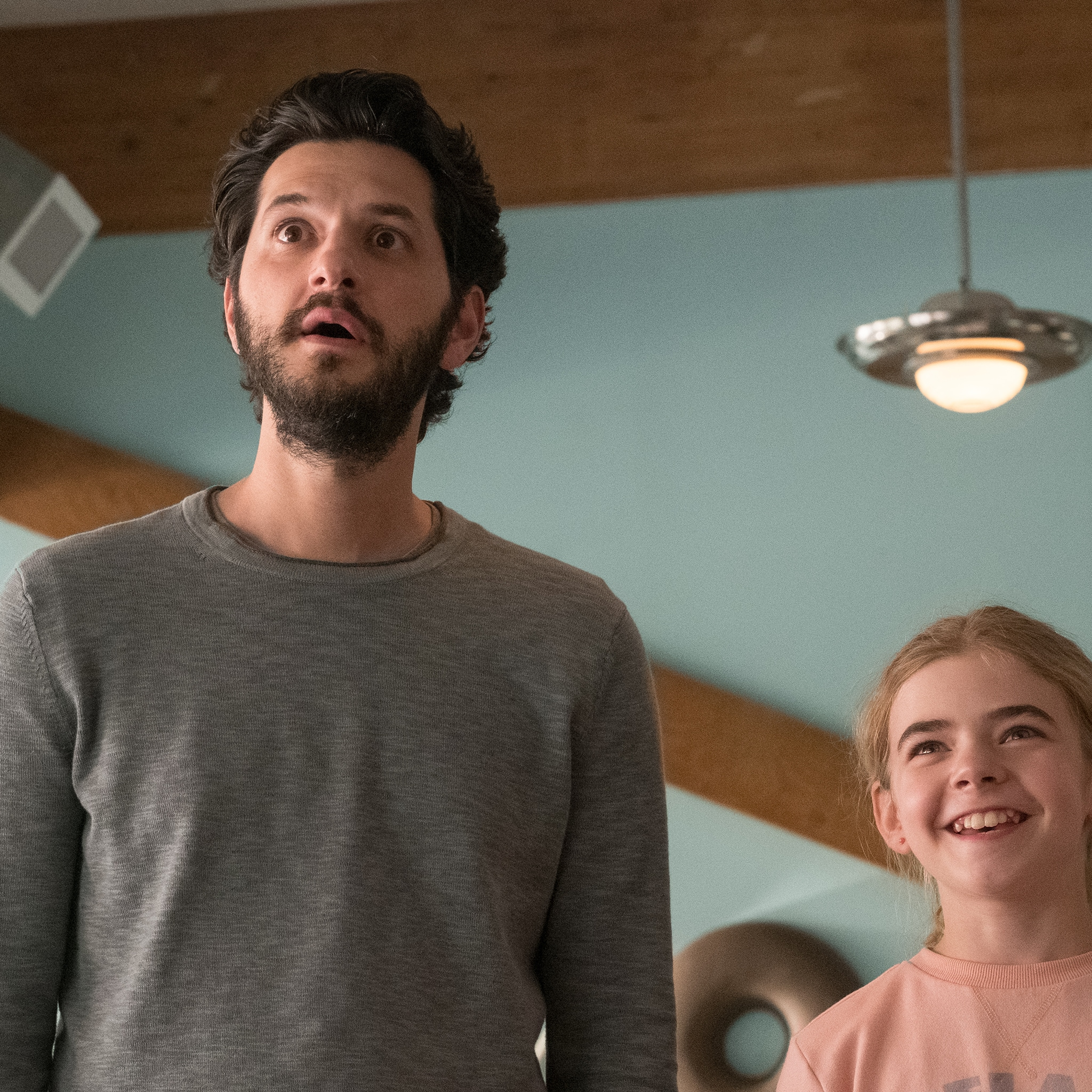 Disney+'s Flora & Ulysses Star Ben Schwartz Talks Improv, Comic Books, Disney Ducks, and More
