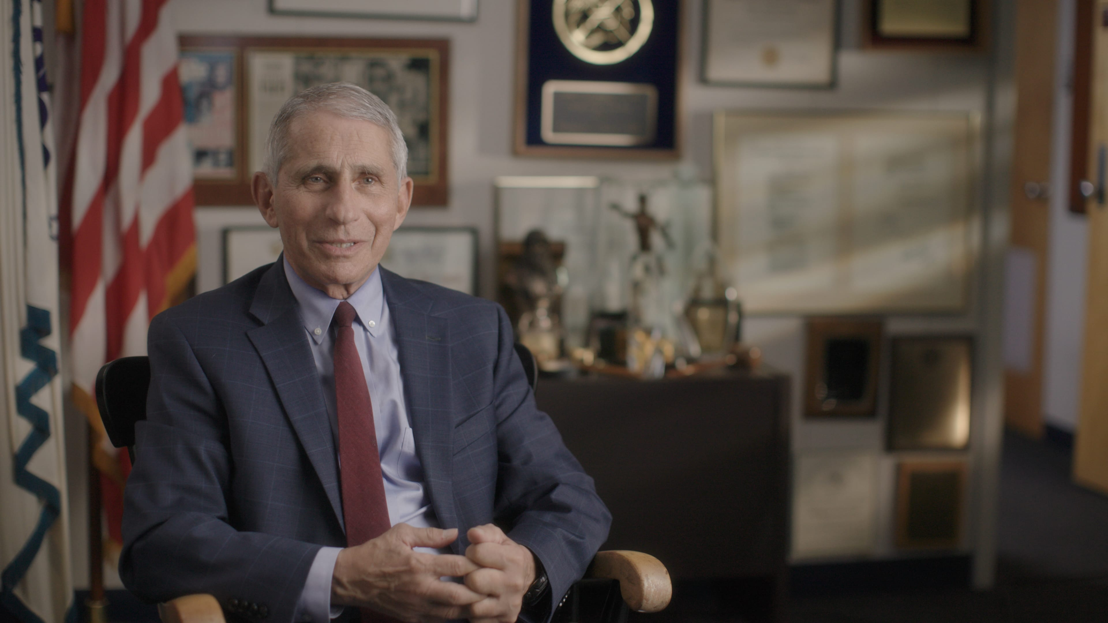 'Fauci,' The Feature Documentary From National Geographic Documentary Films, Starts Streaming On Disney+ On October 6