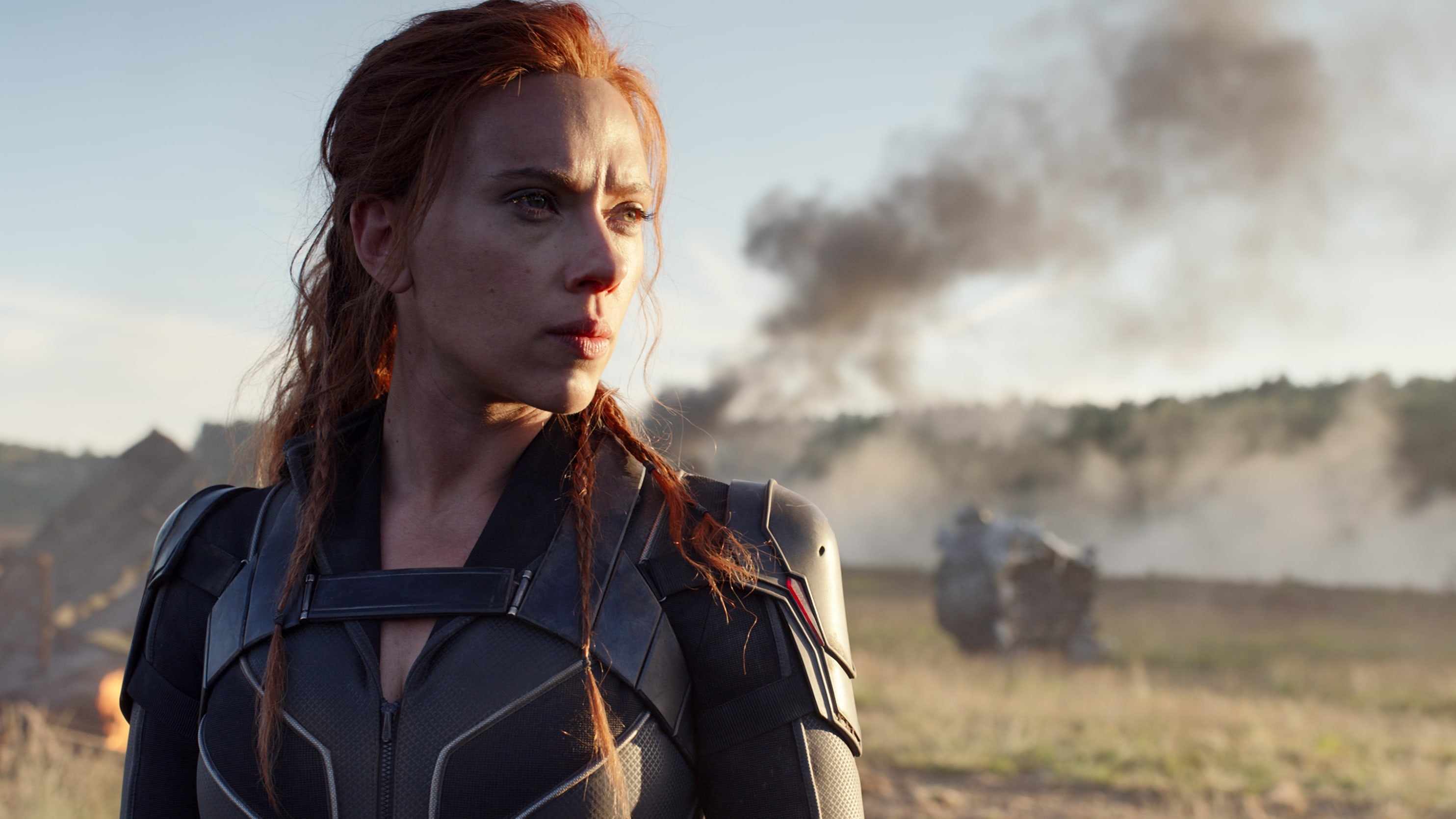 Marvel Studios' BLACK WIDOW..Black Widow/Natasha Romanoff (Scarlett Johansson)..Photo: Film Frame..©Marvel Studios 2020