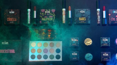 It's Here! What's in the New Disney Villains ColourPop Collection?