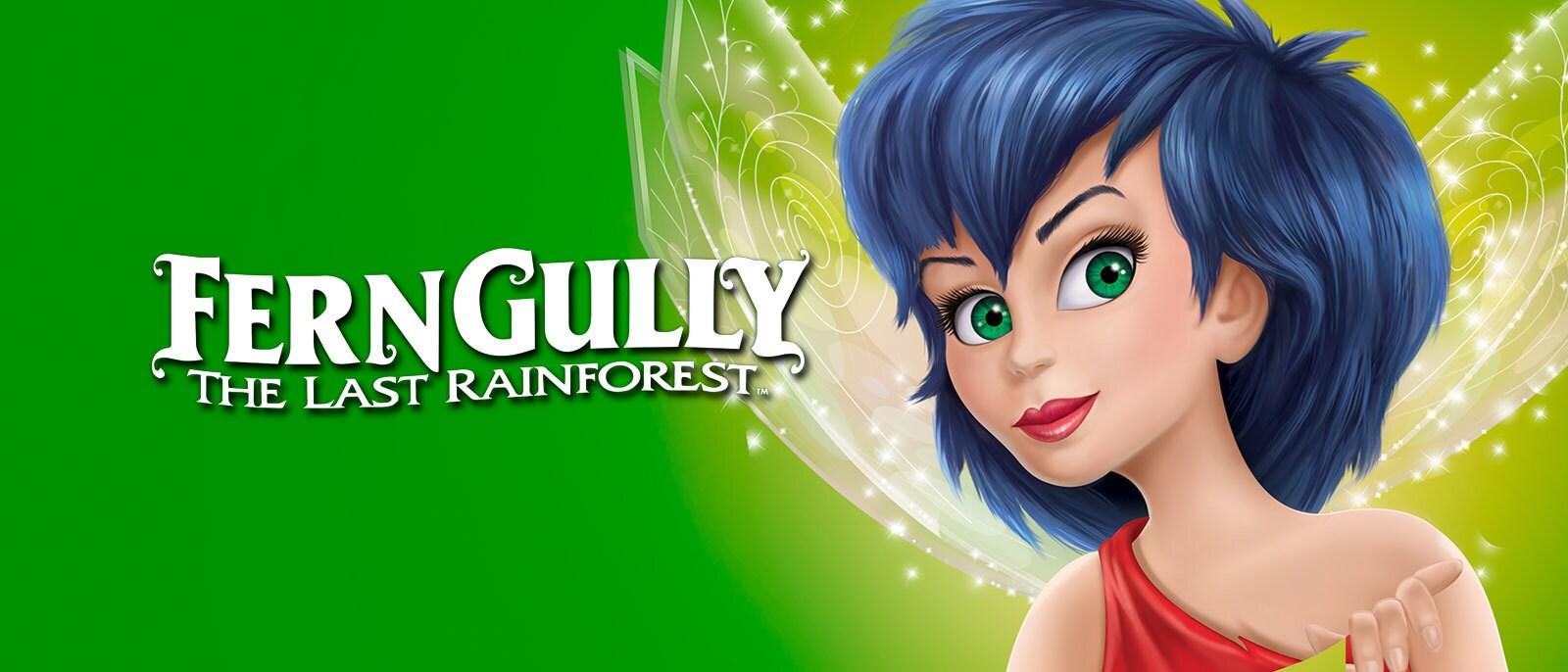 Ferngully: The Last Rainforest Hero