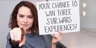 Star Wars: Force For Change Celebrates 40 Years of Star Wars with Special Fundraising Event and Amazing Prizes