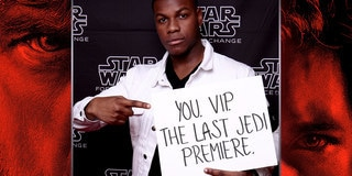 Be a Force For Change for the Chance to Win a Trip to the Star Wars: The Last Jedi Premiere and More