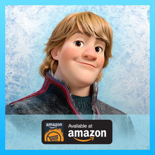Frozen Free Fall - Amazon Badge
