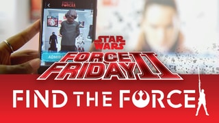 """Announcing Force Friday II's """"Find the Force"""" AR Event"""