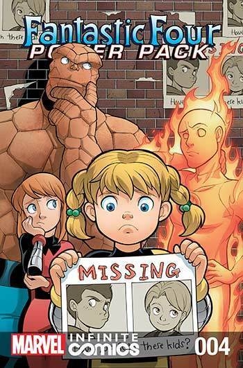 Fantastic Four & Power Pack #04