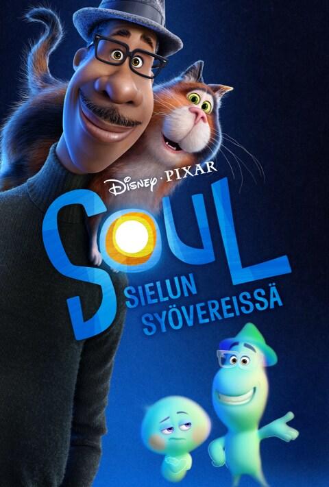 Disney Plus - Soul - Poster