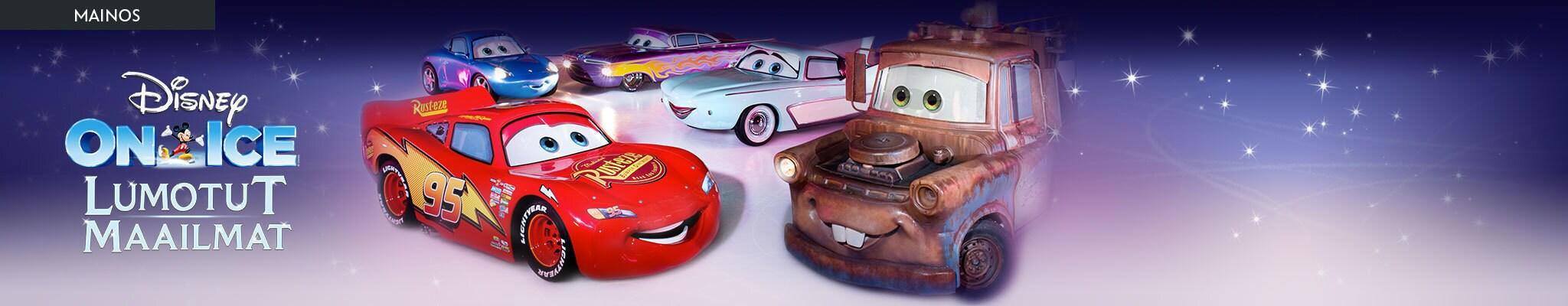 DOI - Worlds of Enchantment - Cars - Short Hero