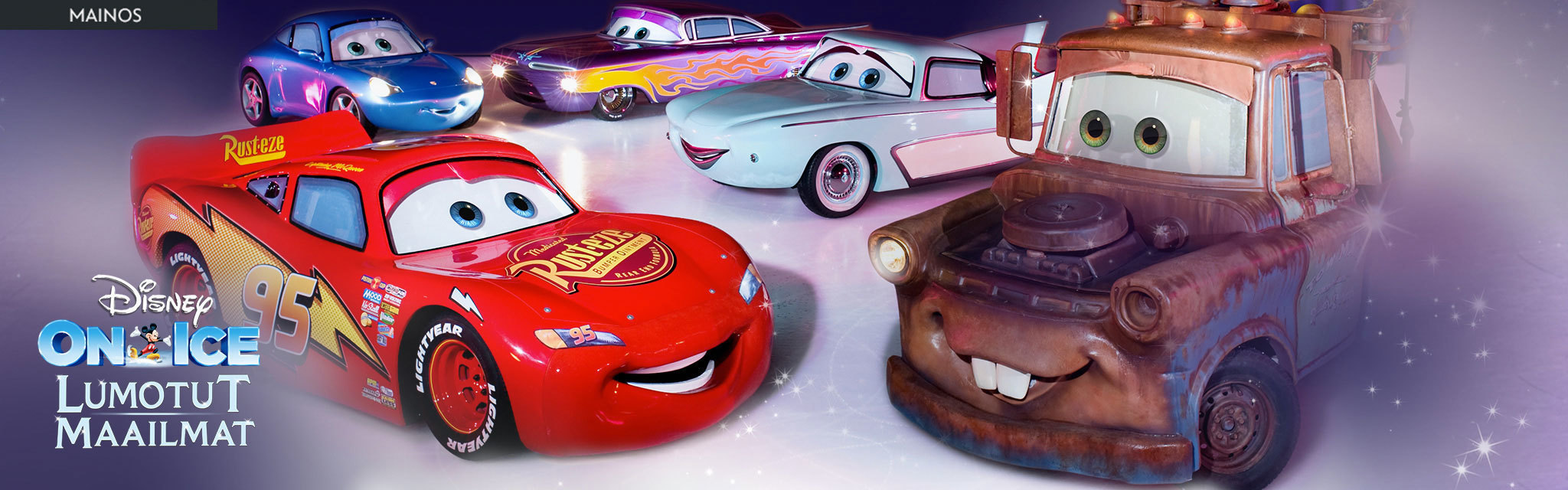 DOI - Worlds of Enchantment - Cars - Hero