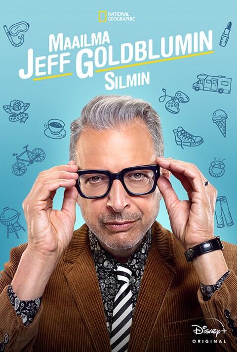 Disney Plus - The World According to Jeff Goldblum - Poster - Intro Article