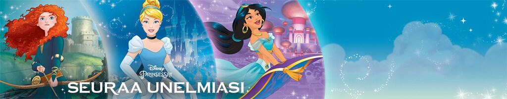 Game Player Page Hero Short - Princess