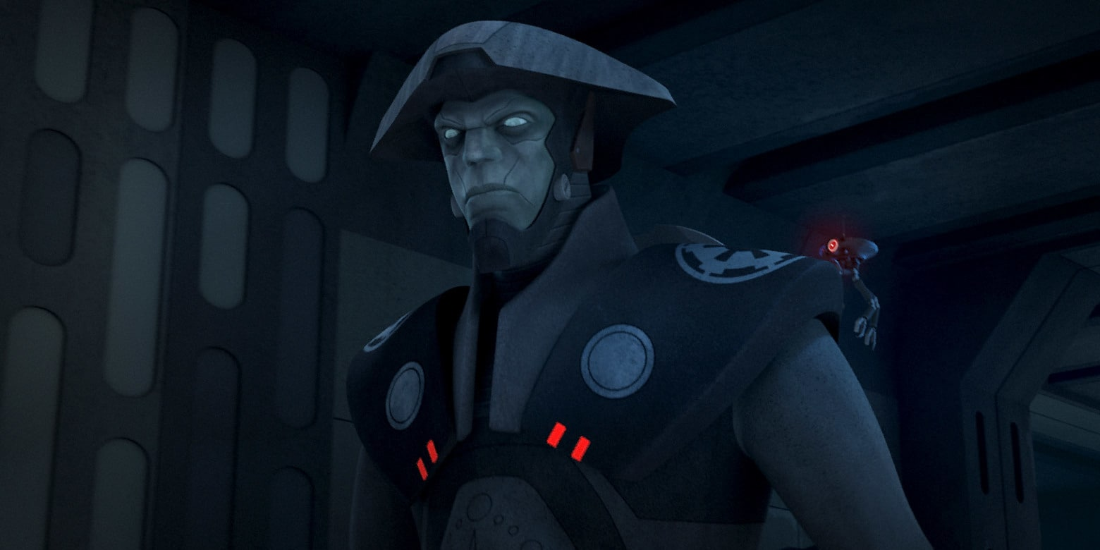 Fifth Brother Inquisitor | StarWars.com