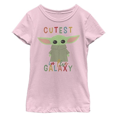 Cutest in the Galaxy The Child Shirt