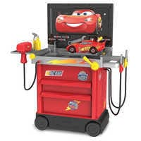 Image of Lightning McQueen Service Station - Cars 3 # 3