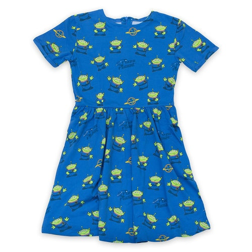 Pizza Planet Dress for Women by Cakeworthy - Toy Story 4