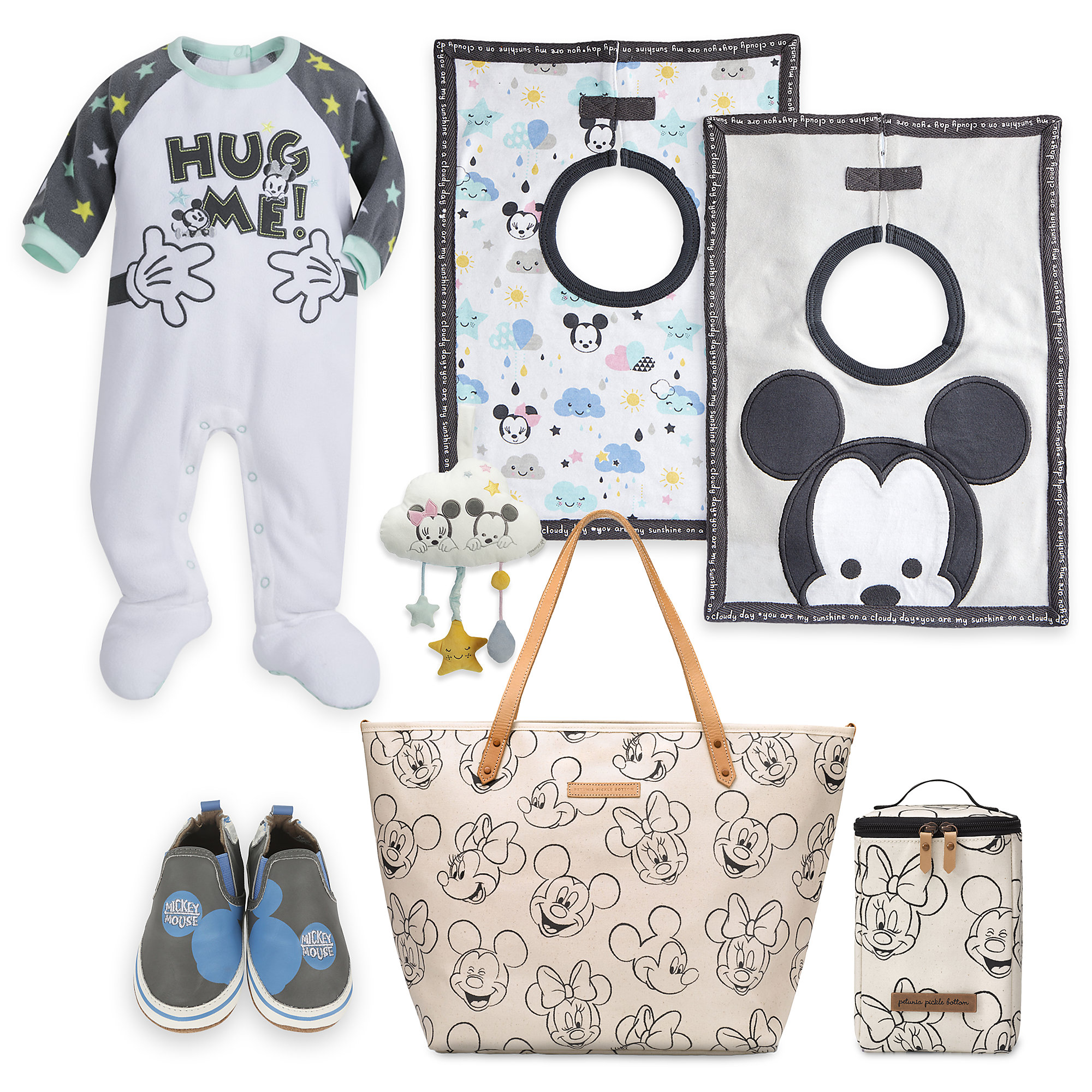 Mickey & Minnie Mouse Gift Collection for Baby