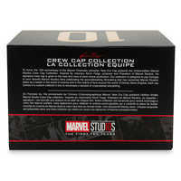 Image of Limited Edition Collector Boxed Iron Man Cap by New Era - Marvel Studios Crew Cap Collection # 10