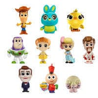 Image of Toy Story 4 Minis Ultimate New Friends Figure Set # 1