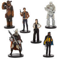 Image of Solo: A Star Wars Story Figure Play Set # 1