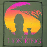 Image of The Lion King Woven Jacket for Women # 8