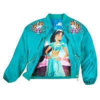 Image of Raja Bomber Jacket for Women - Aladdin - Live Action Film # 3