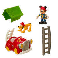 Image of Mickey Mouse Firehouse Play Set # 3