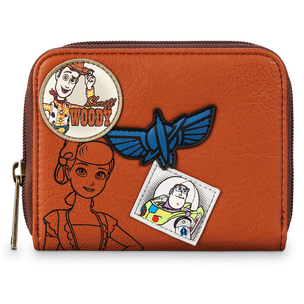 Toy Story 4 Wallet by Loungefly Official shopDisney